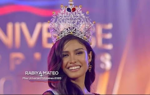 Congratulations: Miss Universe Philippines 2020 is Miss Iloilo Rabiya Mateo