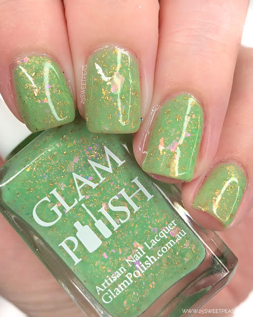 Glam Polish I would Kiss A Hundred Frogs