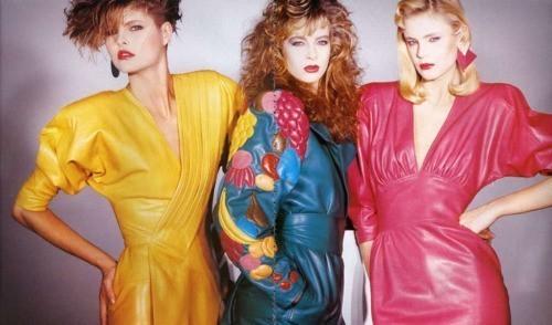 Vestiti anni 80 immagini