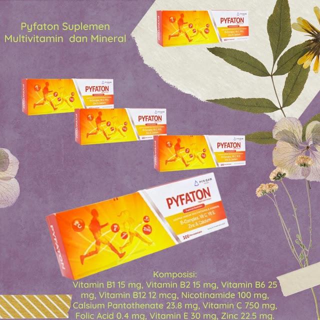 Multivitamin Pyfaton