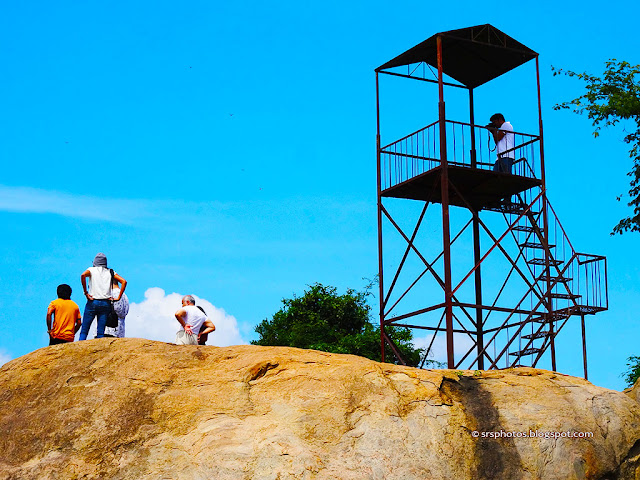 Watch Tower of Chunchi Falls, Kanakapura