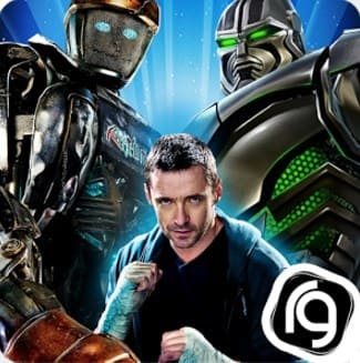 Real Steel Mod Apk Versi 1.37.1 terbaru + Data Obb [ Full Unlocked ]