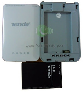 BP-4l Battery of Tenda 3g150b