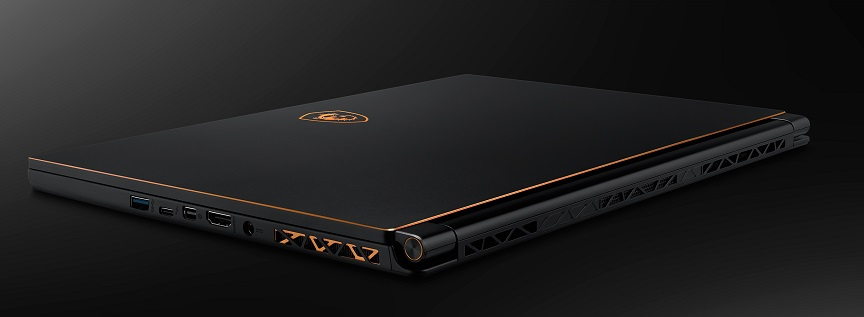 MSI Unveils New Line of Gaming Laptops Powered by Intel 8th Gen