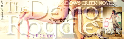 Blog Tour: Demon Royale by Jill Cooper *Review & Interview*
