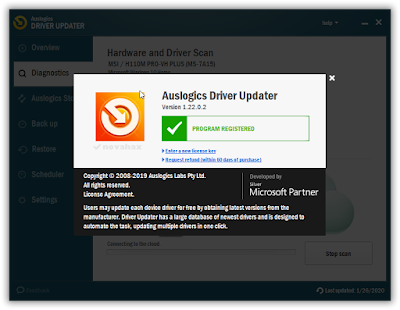 Auslogics driver updater full version