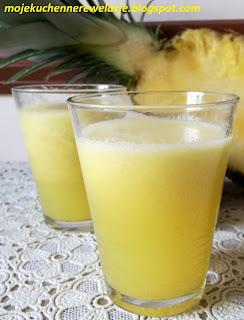 ananas przepisy