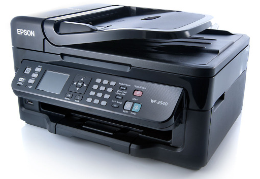 Printer Epson WorkForce WF-2528 Driver Download