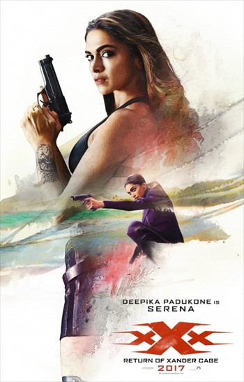 xXx Return of Xander Cage 2017 English 480p WEB-DL 300MB