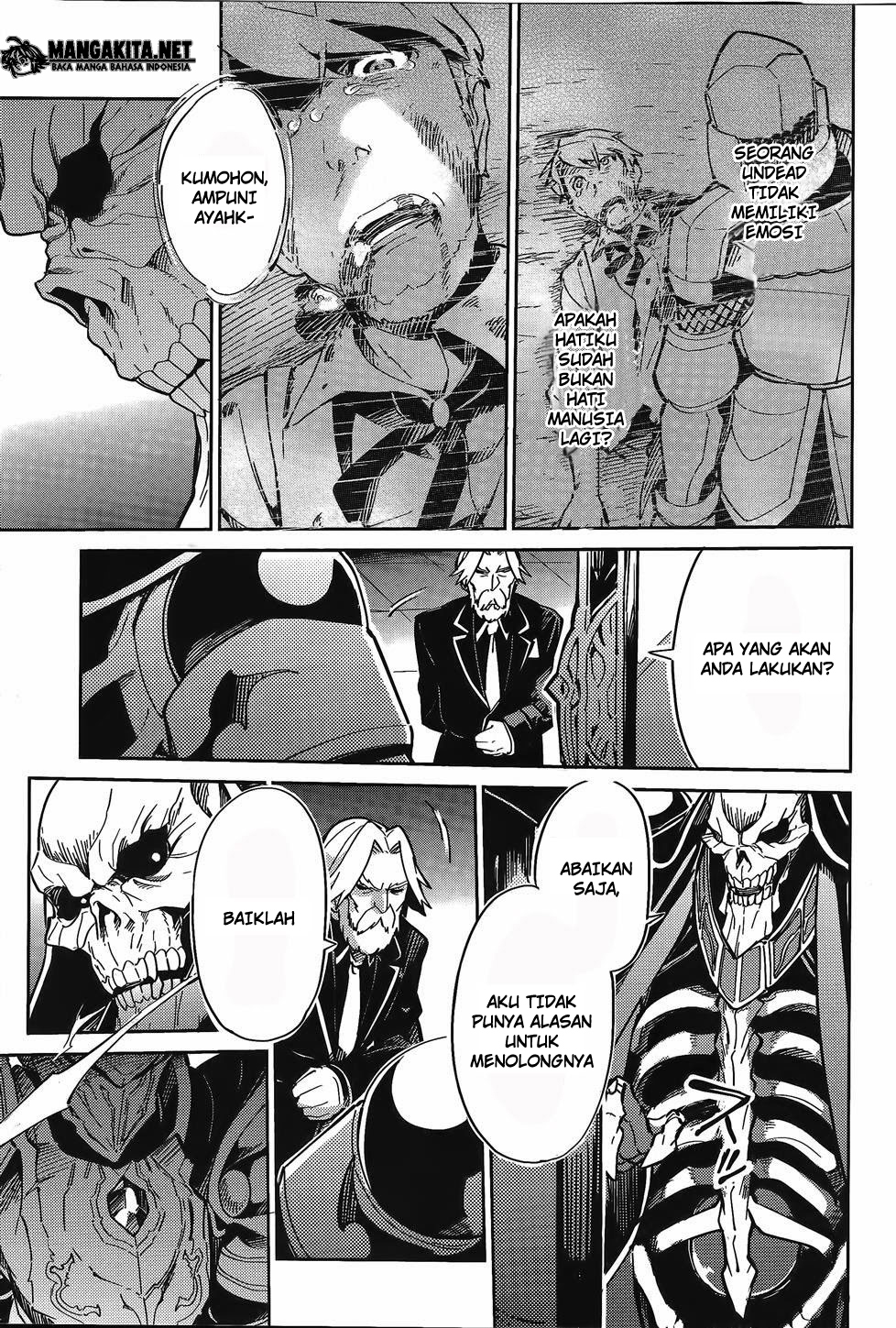 Baca Manga Overlord Chapter 2 Bahasa Indonesia