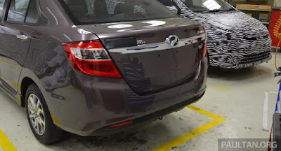 Perodua Bezza 1.0L and 1.3L Dual VVT-i