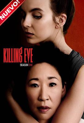 Killing Eve (TV Series) S01 DVD HD Latino NO Sub 2xDVD