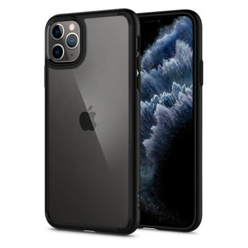 Spigen Ultra Hybrid transparent case iPhone 11 Pro Max
