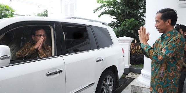 Jokowi Kalau Mau Ketemu, BPN : Jangan Basa Basi