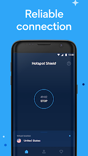 Hotspot Shield VPN Premium Apk v7.5.0 Mod (Unlocked)