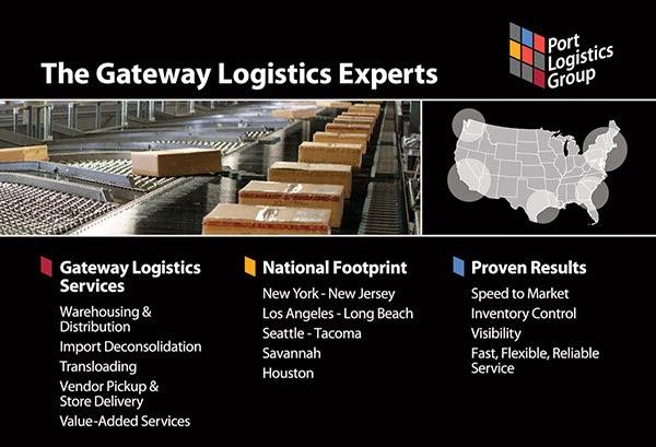 Cảng Logistics Group Hoa Kỳ