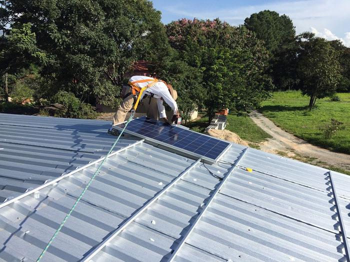 energias renovables tejado placas solares