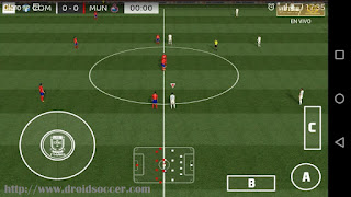 Download FTS18 CR20 GT National League Apk + Data Obb