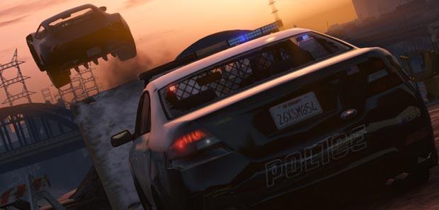 GTA Online Evading Cops Tip