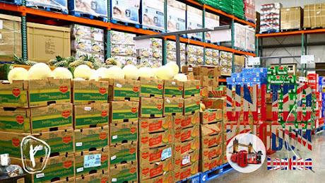 Food wholesalers Online in Ukraine for the United Kingdom. Coronavirus. King Arthur Alive
