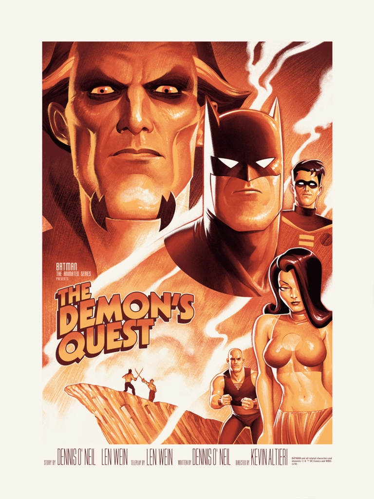 The Geeky Nerfherder: #CoolArt: Mondo Gallery presents \'Batman: The ...