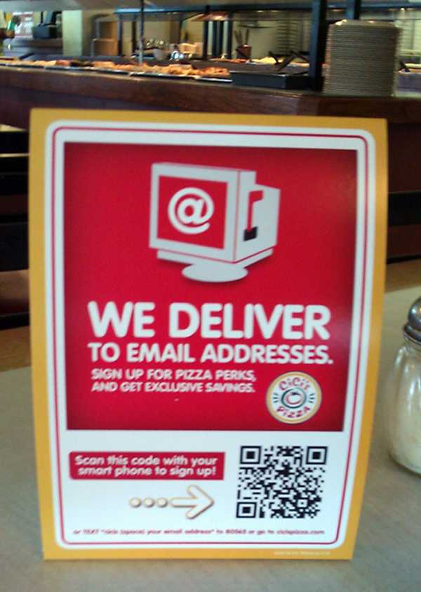 Exclusive Savings and Pizza Perks at CiCi's Pizza when you scan QR Code Exclusive Savings and Pizza Perks at CiCi's Pizza when you scan QR Code