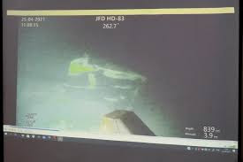 Indonesian navy submarine found