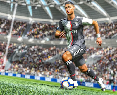 PES 2019 Gameplay Patch by Incas36
