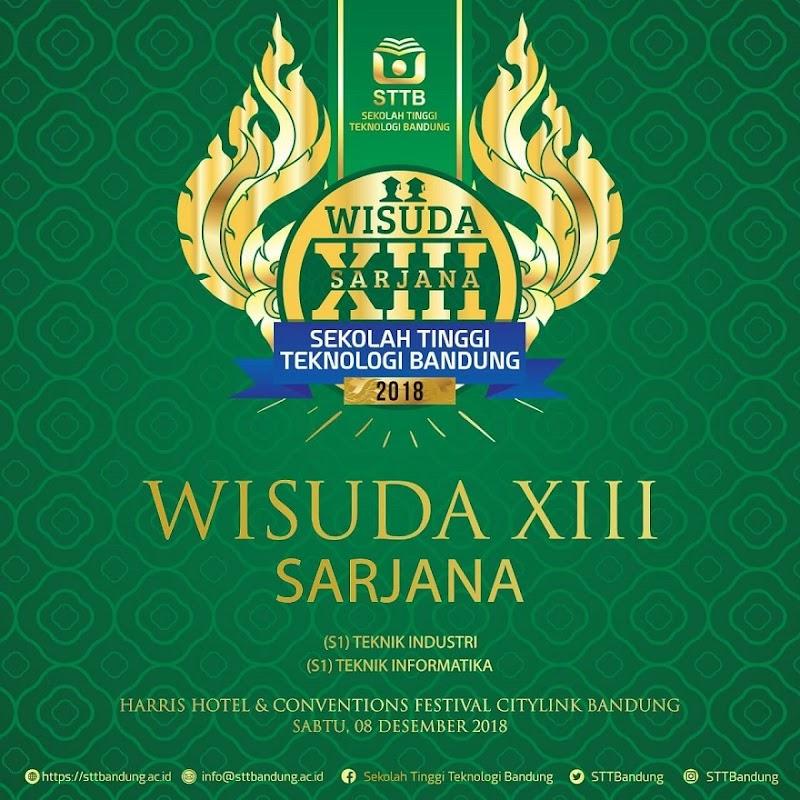 Wisuda Sarjana XIII  STT Bandung 2018