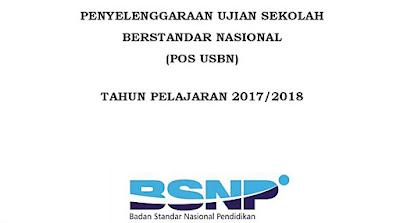 Peraturan Operasional Standar Ujian Sekolah Berstandar Nasional