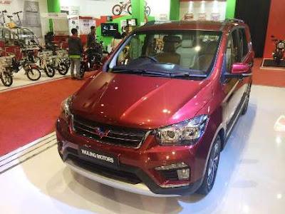 Mobil Wuling Confero Terbaru 2019