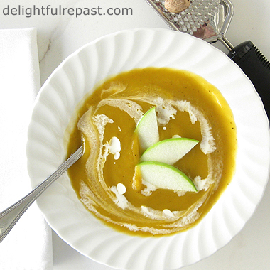 Butternut Squash Soup: The Charm of Home