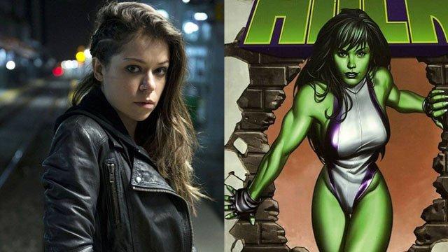 BOMBA! | Tatiana Maslany nega ter sido contratada para viver a She-Hulk na série da Marvel Studios