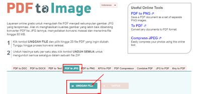 Cara Mudah Mengubah File PDF Menjadi Gambar JPG Di Laptop