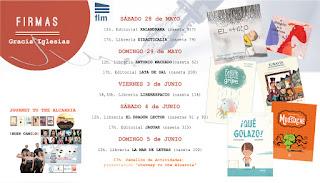 FLM, Feria del Libro de Madrid, firmas, actividades, Journey to the alcarria, pabellón de actividades, editoriales, librerías, Jaguar, Lata de Sal, Kalandraka, La Guarida, Pintar-Pintar, El dragón de la chimenea, Subasta Extraordinaria, Felipe tiene gripe, Moustache, El hilo, ¡Qué golazo!, cuentos, álbum ilustrado, fútbol, LIJ, 2016