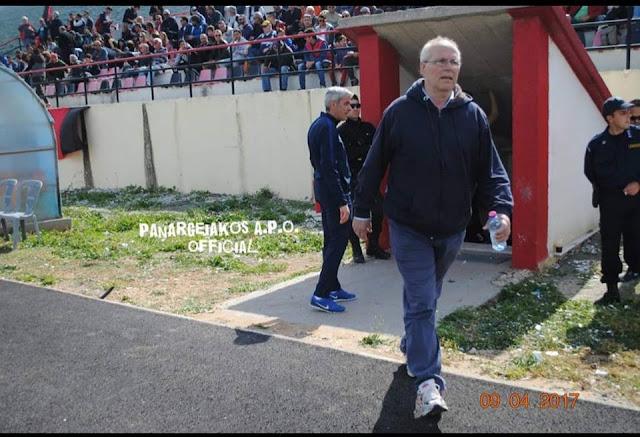 Έφυγε από τη ζωή ο πρώην ποδοσφαιριστής του Παναργειακού Μπάμπης Μπακοπάνος
