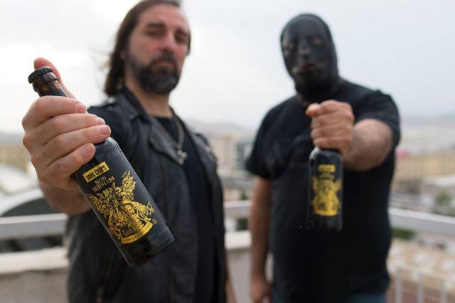 """Non Serviam"" - Η νέα μπύρα απο τους Rotting Christ"