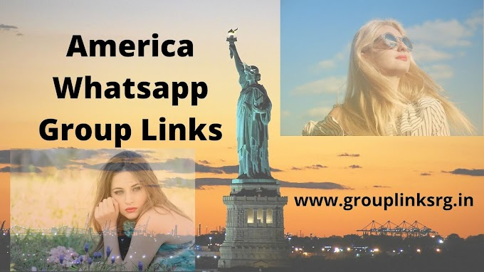 500+ Whatsapp Group Links America - Join Now