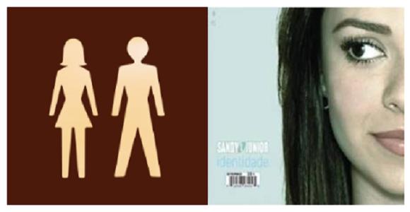 As edições especiais e limitadas dos LPs da dupla Sandy e Júnior já estão disponíveis em pré-venda