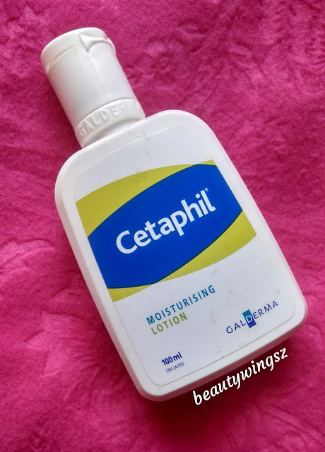 Cetaphil Moisturizing Lotion Review