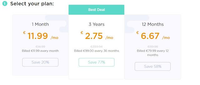 Tiger Vpn Pricing