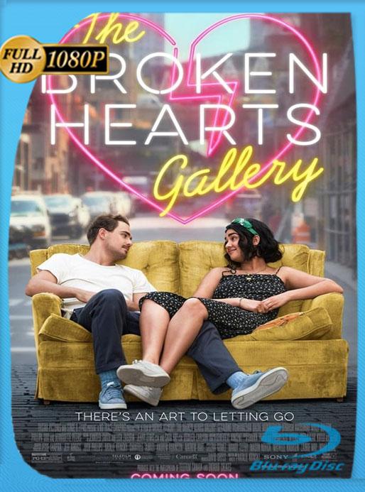 La galería de los corazones rotos (2020) 1080p BRRip Latino [Google Drive] Tomyly