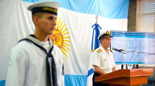 Se cumple un mes desde la desaparición de submarino argentino