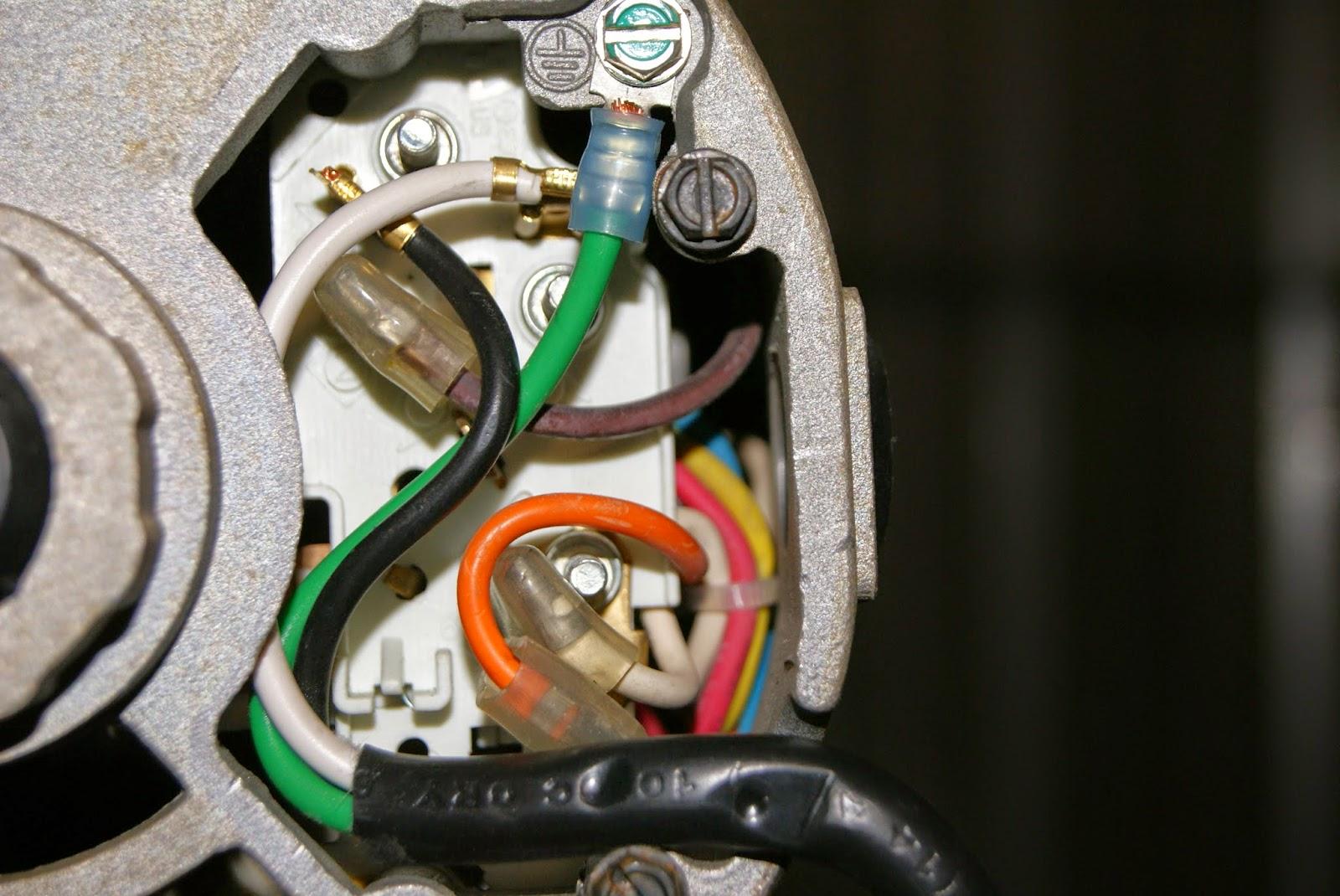 220 Volt Wiring Diagram Air Compressor