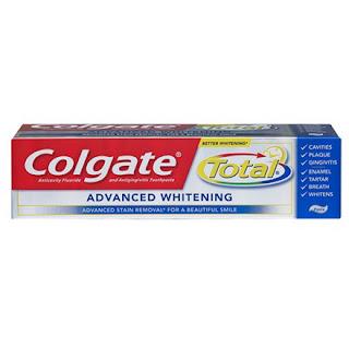 Kem đánh răng xách tay từ Mỹ Colgate Total Advanced Whitening