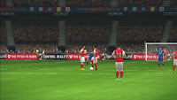 PES 2017 HD Pitch 1.0 by Tran Ngoc