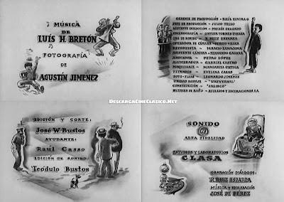 Fotogramas » Nosotros los rateros (1949)