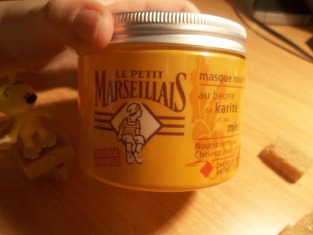Masque Nutrition au Lait de Karité et au Miel - Le Petit Marseillais