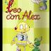 """Cuaderno leo con Alex """"iniciando en la lectoescritura (enseñar a leer y escribir)"""