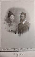 Zofia i Jan Skąpscy